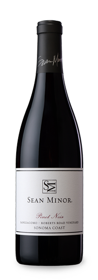 2017 Sean Minor Pinot Noir Sangiacomo Roberts Road